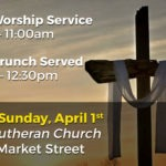 Easter Worship Service and Brunch