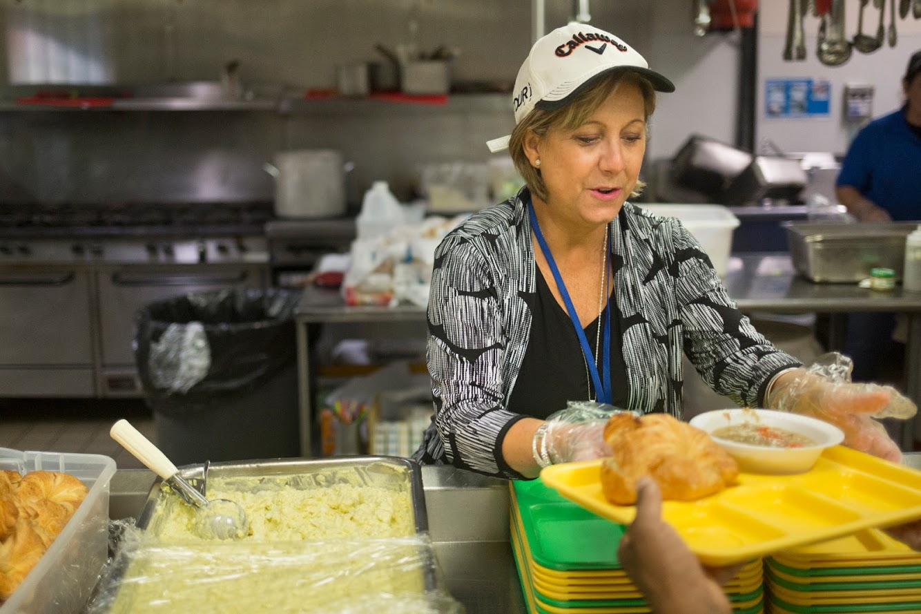 LifePath volunteer instilled with a 'commitment to helping your neighbor'