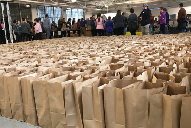 Annual York Giving makes holidays a bit more special for those who need it most