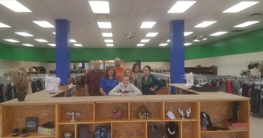 LifePath celebrates opening of latest Thrift Store location