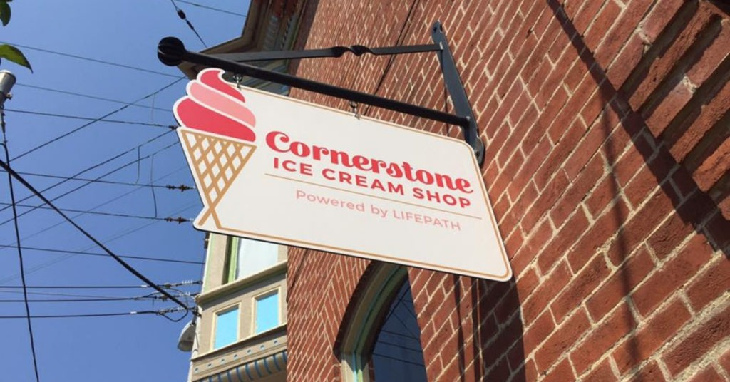 After two years of sweet treats and fellowship, LifePath closes ice cream shop to focus on core mission